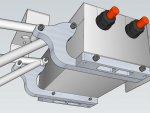 E-Streetquad New idea for controller mounts
