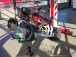 E-Streetquad Identity check and re-affixing of the chassis number